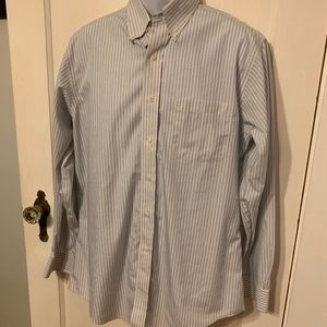 Brooks Brothers 346 button down shirt 16 3/4